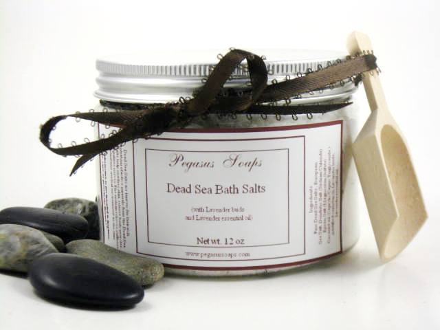 Relaxing Blend Dead Sea Salts 12 oz