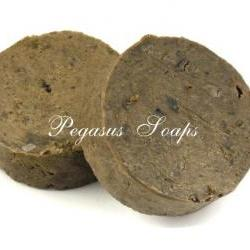 Vanilla Sandalwood African Black Soap Bar
